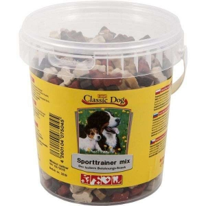 Classic-Dog-Snack-Sporttrainer-Mix-500g