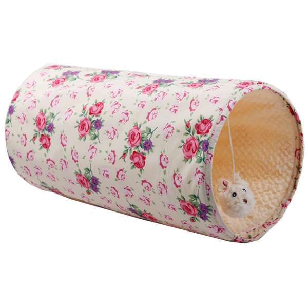 Bild 1 von All for Paws Shabby Chic Katzentunnel