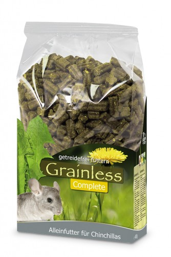 Bild 1 von JR Farm Grainless Complete Chinchilla 1350g