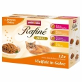 Animonda Rafine Soupe Multipack Vielfalt in Gelee 12 x 100g