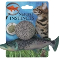 Bild 2 von All for Paws Natural Instincts Fisch mit Ball