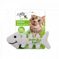 All for Paws Green Rush Fish Bones