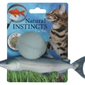 Bild 3 von All for Paws Natural Instincts Fisch mit Ball